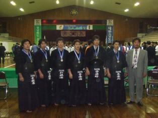 제87회 전국체육대회 준우승(충남-천안시청)